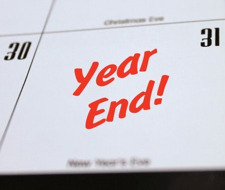 As Year End Approaches- Investing Reminders