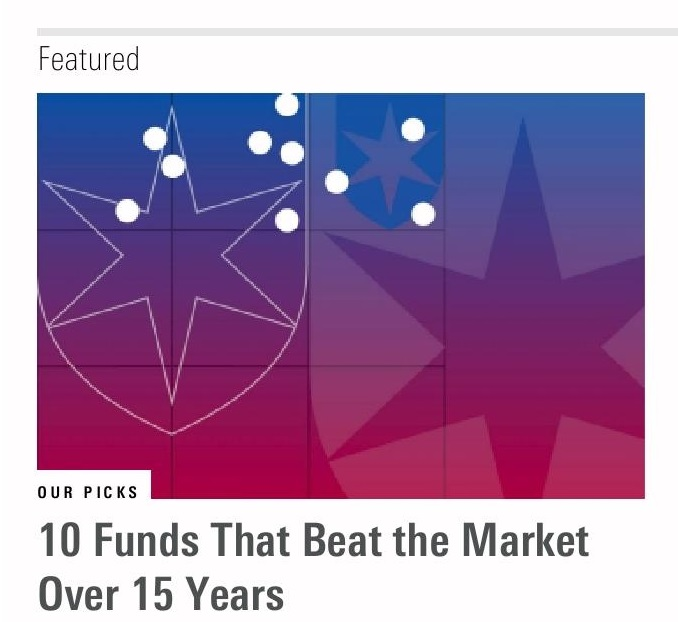 13 Funds That Beat The Market Over 15 Years