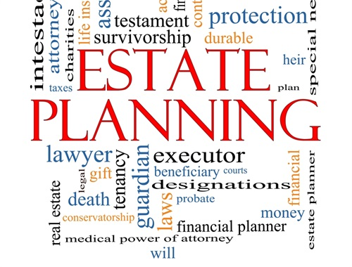 ESTATE AND TRUST PLANNING