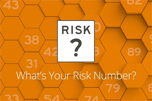 Capture Your Risk Number<sup>&#174;</sup>