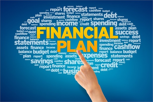 create a financial plan harvest investment services llc
