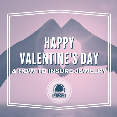 Valentine's Day Advice: Insuring your Jewelry