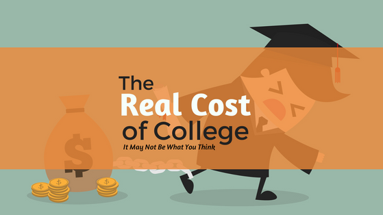 The Real Cost of College