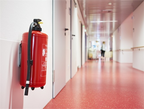 Commercial Property Fire Prevention