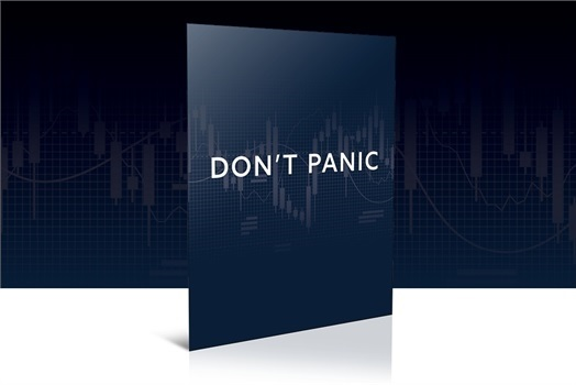 <br />Don't Panic: A Timely Resource to Focus on the Bigger Picture
