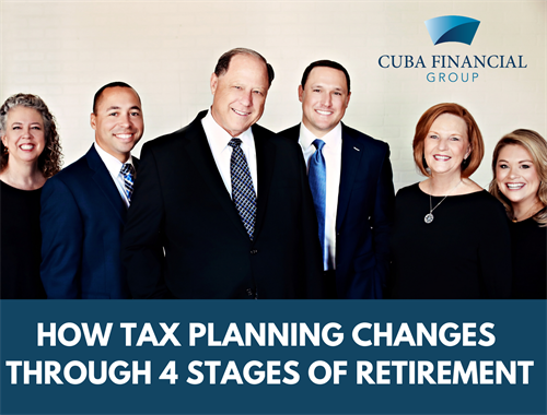 Seminar: Tax Planning Through 4 Stages of Retirement