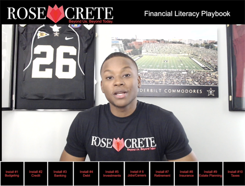 Financial Literacy Playbook