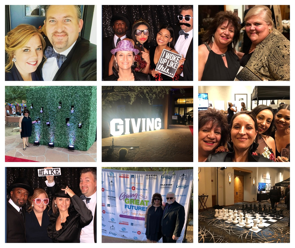 42nd Annual Giving Great Futures Gala and Auction