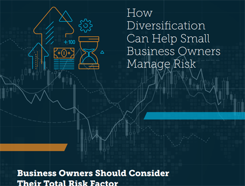 Company Retirement Plan Change to How Diversification Can Help Small Business Owners Manage Risk