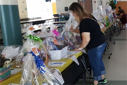 Cypress Creek Elementary Spring Auction and Family Bingo Night