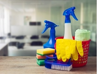 Hazard Communication to Employees when Cleaning & Disinfecting [Handout Included]
