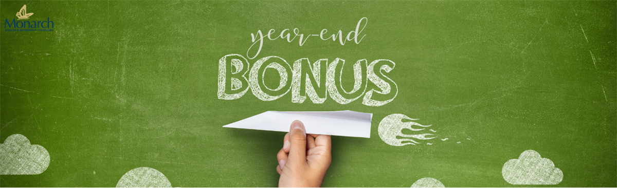 Smart Things to Do with a Year-End Bonus