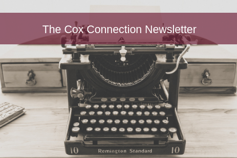 The Cox Connection Newsletter