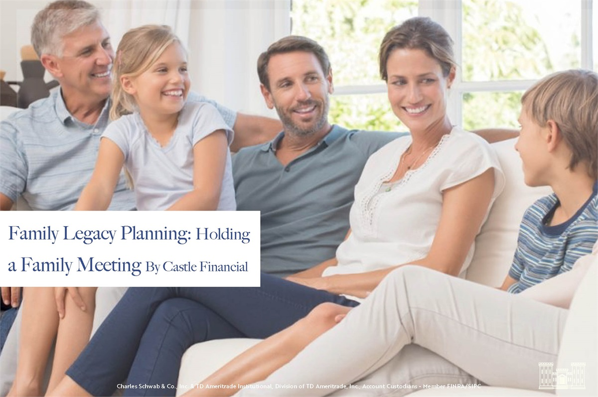 Family Legacy Planning: 6 Tips for Holding a Family Meeting About Money