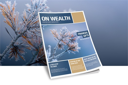 On Wealth Winter '21