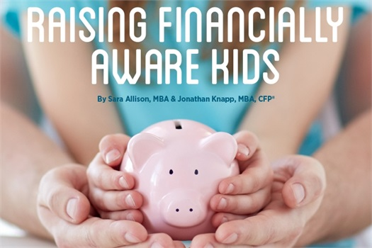 Raising Financially Aware Kids