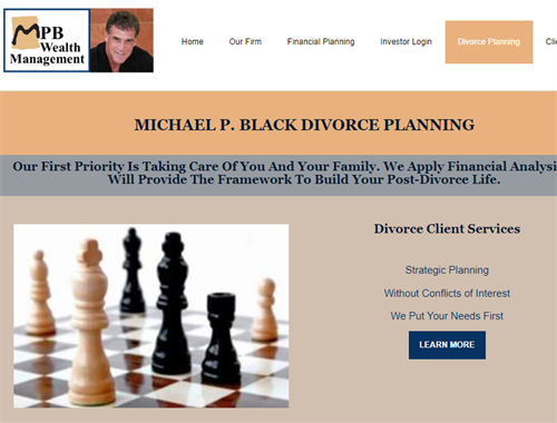 Our Divorce Homepage