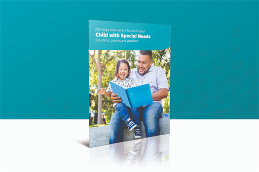 Planning a More Secure Future for a Child with Special Needs