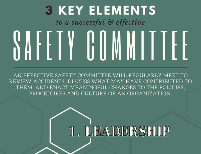 3 Key Elements to a Successful Safety Committee
