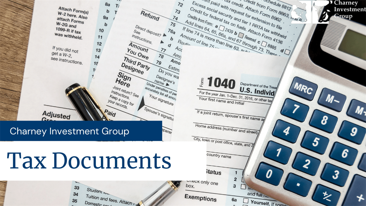 Tax Documents Explained