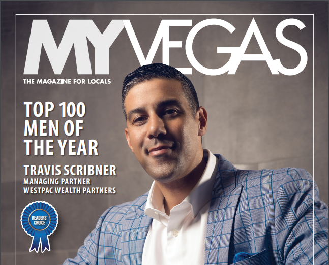Travis Scribner- Top 100 Men of the Year
