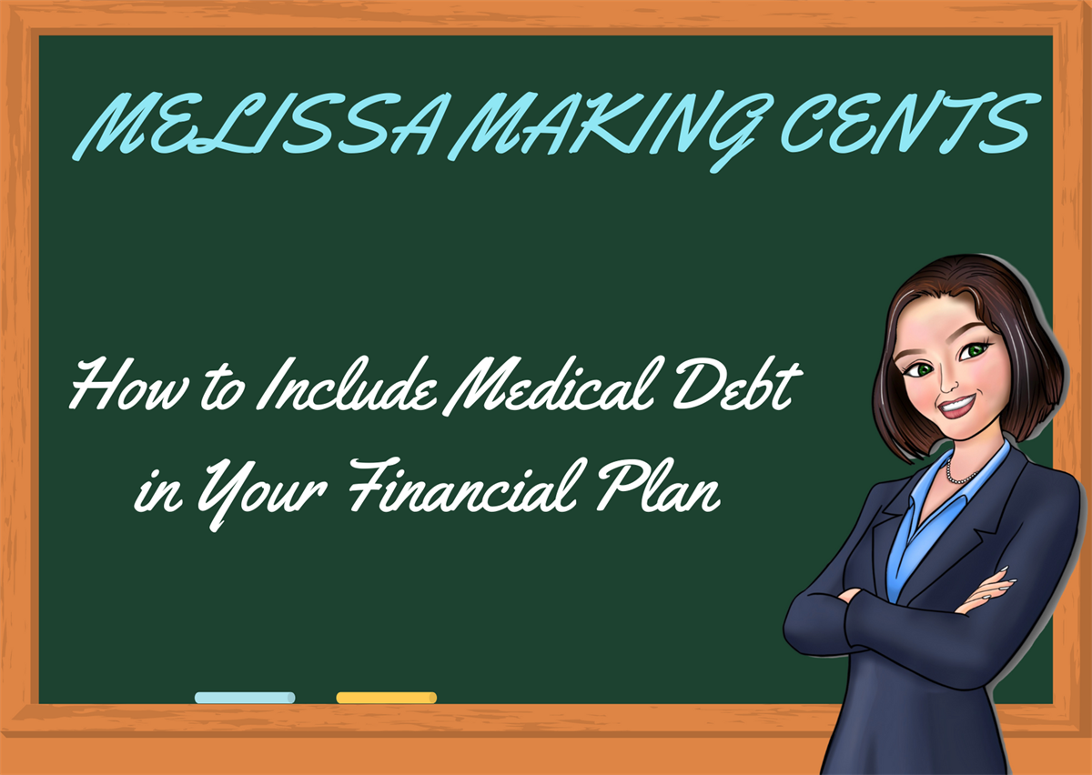 How to include Medical Debt in Your Financial Plan