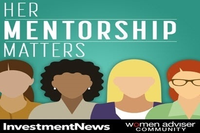 Debra and Lindsay guest on Investment News' podcast Her Mentorship Matters
