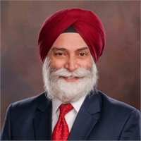 Narinder S. Bains, CRPC® Conferred by the College for Financial Planning