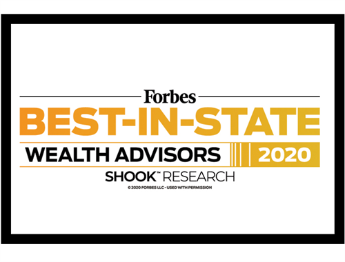 Leonard Valletta Named Among Best In State, Forbes 2020