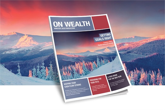 On Wealth - Winter 2019 Edition