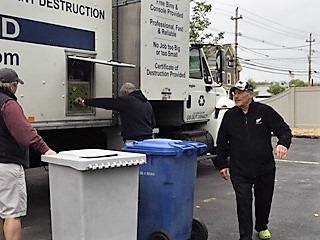 Shred It Event | 1776 Financial Services