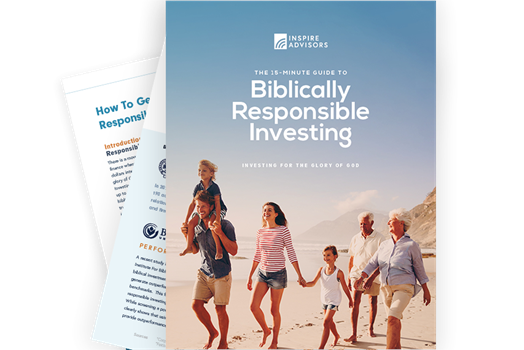 The 15 Minute Guide to Biblically Responsible Investing