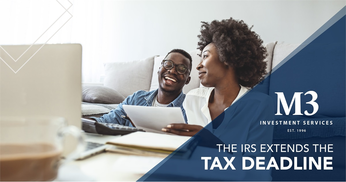 The IRS Extends the April 15th Deadline to May 17th