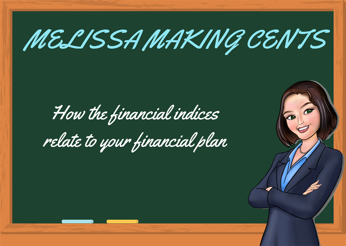How the financial indices relate to your financial plan