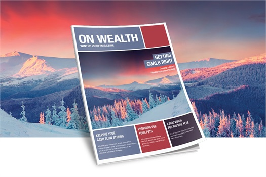Hopwood Financial's Winter 2020 Magazine