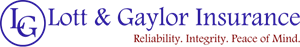 Lott & Gaylor Insurance Home