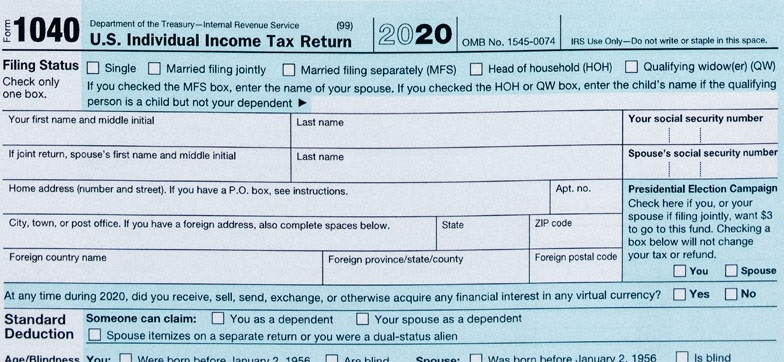 I.R.S. Delays Tax Filing, Payment Deadlines