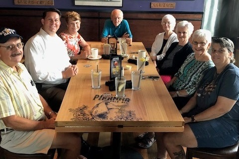 September 2019 Birthday Luncheon