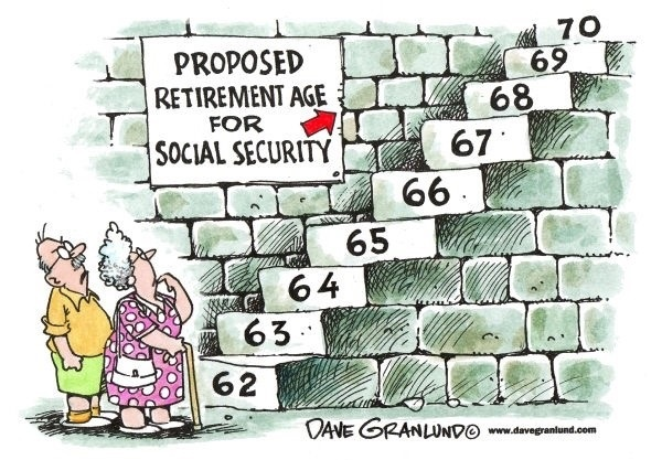 Break Even Age for Social Security