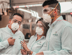 N95 Masks and Fit Testing for Employees
