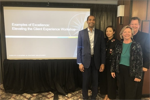 Elaine, Scott and Linda Attend Client Experience Workshop in San Francisco