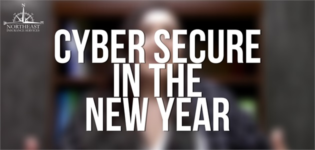 Cyber Secure in the New Year