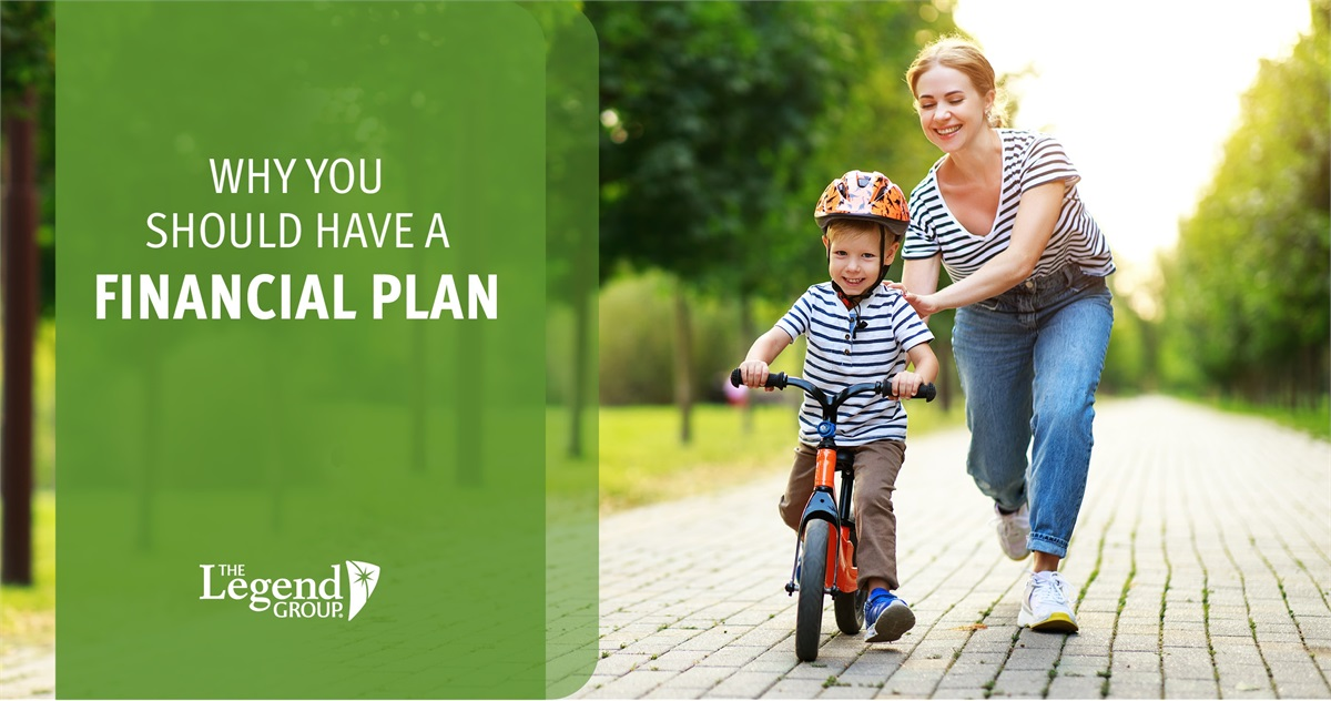 Why You Should Have A Financial Plan