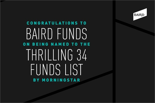 Morningstar's Thrilling 34 Funds List