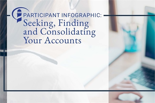 Seeking, Finding and Consolidating Your Accounts