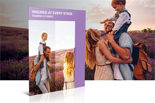 Insured at Every Stage - Raising a Family