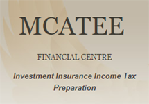 McAtee Financial Centre Home