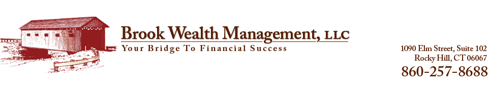 Brook Wealth Management, LLC Home