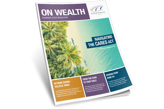 On Wealth Summer '20 Magazine