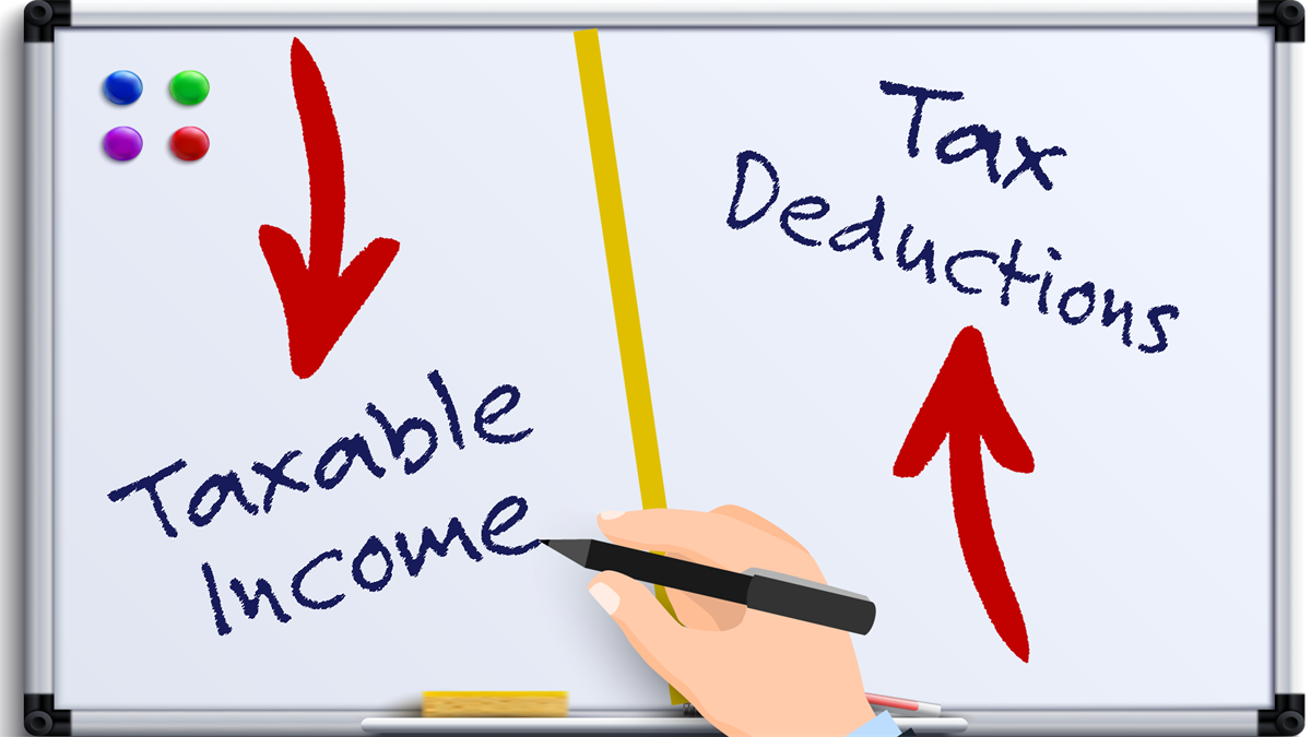 How to Reduce Your Taxes Part II - Reducing Taxable Income